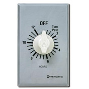 Intermatic FF312H 12 Hour 125-277V SPDT Commercial Series Spring Wound Timer