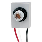 "Intermatic K4021C 1800 Watt ""T"" Fixed Postion Mounting Photo Control, 120V, 50/60 Hz."