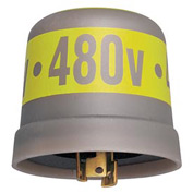 "Intermatic LC4535LA 7200 Watt ""T"" w/Lightning Arrestor Locking Type Photo Control, 480V, 50/60 Hz."