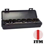 ITM Carbide Hole Saw Maintenance Kit