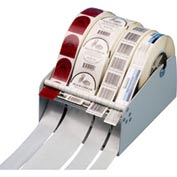 "MDL-45 Mountable Label Dispenser for single/multiple roll use Maximum 4 1/2""Wx 7"" Roll Diameter"