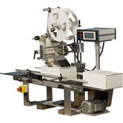 Tach-It® Mini-Con Wipe On Label Applicator With Integrated Conveyor
