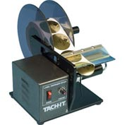 Tach-It® Premium Electric Automatic Label Dispenser, SH404TR, Transparent/Opaque Labels