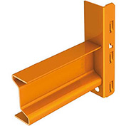 "Interlake Mecalux Bulk Storage Rack Beam ZS, 72""L For Metal Shelves"