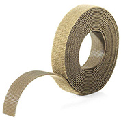 "VELCRO®Brand One-Wrap® Hook & Loop Tape Fasteners Tan 1"" x 15'"