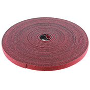 "VELCRO®Brand One-Wrap® UL Rated Fire Retardant Fasteners Cranberry 5/8"" x 15'"