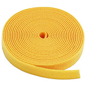 "VELCRO®Brand One-Wrap® Hook & Loop Tape Fasteners Yellow 1"" x 15'"