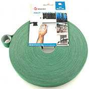 "VELCRO®Brand One-Wrap® Hook & Loop Tape Fasteners Green 1"" x 15'"