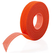 "VELCRO®Brand One-Wrap® Hook & Loop Tape Fasteners Orange 1"" x 15'"