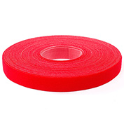 "VELCRO®Brand One-Wrap® Hook & Loop Tape Fasteners Red 1"" x 15'"