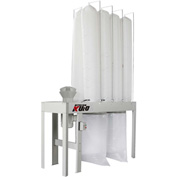 Kufo Seco 10HP 3 Phase Vertical Bag Dust Collector - UFO-104H1