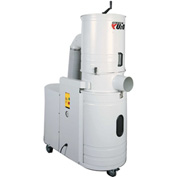 Kufo Seco 5HP 3 Phase Total Enclosed Canister Dust Collector - UFO-DC105