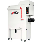Kufo Seco 5HP 3 Phase Total Enclosed Automation Work Station Dust Collector - UFO-LS500