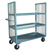 Jamco 2 Sided Mesh TruckEC360  with 3 Shelves 30 x 60