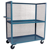 Jamco 3 Sided Mesh Truck ZB372 30 x 72 with 2 Shelves