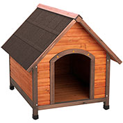 "Ware Manufacturing A-Frame Dog House 01706, 30-1/2""W X 34-1/2""D X 31-3/4""H, Medium"