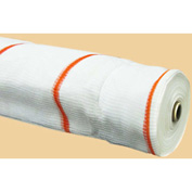 BOEN DN-10031 Debris Safety Netting, 8.6 Ft. x 150 Ft., White, 1 Roll