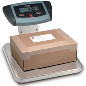 "Ohaus ES50R AM Entry Level Bench Digital Scale 12x10 - 110lb Capacity 12-1/4"" x 10-13/16"" Platform"