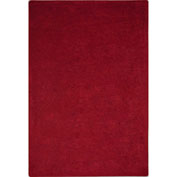 Joy Carpets Endurance™ Classroom Carpets 12' x 12', Burgundy - 80T-01