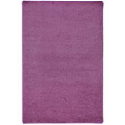 Joy Carpets Endurance™ Classroom Carpets 12' x 12', Purple - 80T-08