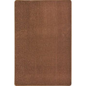 Joy Carpets Endurance™ Classroom Carpets 12' x 15', Brown - 80U-10