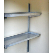 Justrite Shelving 915101 - for 2-Tier for 2 and 4 Drum Chemical Storage Buildings