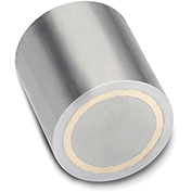 "Retaining Magnet Assembly 52.1-AN-40-2, Rod-Shaped w/ Smooth Finish, 1.57"" Dia, Steel Plain Finish"