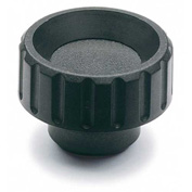 "Winco EN590 Fluted Grip Knob, .87""(22), 1.26""(32), 5TDE3"
