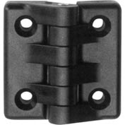J.W. Winco Hinge - Nylon Plastic 1.89 x 1.89 Inches