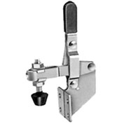 J.W. Winco, 101-B Vertical Acting Toggle Clamp, JW-101-B, Vertical Base, Sheet Metal Steel