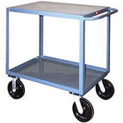 Jamco Reinforced Service Cart SD236 4800 Lb. Capacity 24 x 36