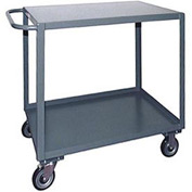 Jamco Reinforced Service Cart SE348 2400 Lb. Capacity 30 x 48