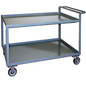 Jamco High Handle Service Cart SG348 1200 Lb. Capacity 30 x 48