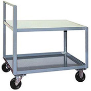 Jamco Straight Handle Low Profile Cart SH224 1200 Lb. Capacity 24 x 24