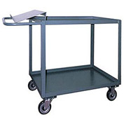 Jamco 2 Shelf Order Picking Cart SO148 1200 Lb. Capacity 18 x 48