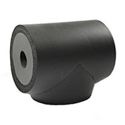 "K-Fit™ Grooved Tees 1-1/2"" Wall Thickness, 4-1/2"" Ips"