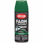 Krylon Farm and Implement Paint John Deere/Case Green - K01932000 - Pkg Qty 6