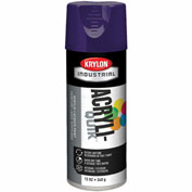 Krylon (5-Ball) Interior-Exterior Paint Purple - K01913 - Pkg Qty 6