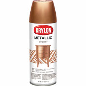 Krylon Metallic Paint Copper Metallic - K02203007 - Pkg Qty 6