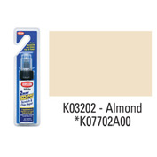 Krylon Appliance Epoxy Touch-Up Paint Tube Almond - K07702A00 - Pkg Qty 12