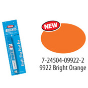 Krylon Fluorescent Paint Pens Bright Orange - K09922000 - Pkg Qty 6