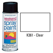 Krylon Industrial Weekend Economy Paint Tint Base - K361 - Pkg Qty 6