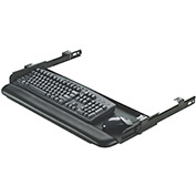 RightAngle™ 2450CKM Compact Keyboard & Mouse Drawer, Black