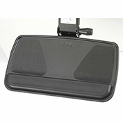 RightAngle™ MFP21/B Myriad Keyboard & Mouse Tray with FastAction Precision Arm, Black