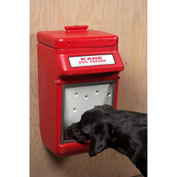 Kane KDF-25 Automatic Dog Feeder - 25 lb Capacity Red