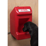Kane KDW-H Heated Dog Waterer Red