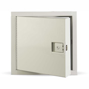 "Karp Inc. KRP-150FR Fire Rated Access Door For Wall/Ceil. - Paddle Handle, 24""Wx24""H, KRPP2424PH"