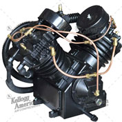 Kellogg Two-Stage 10HP Pump L800004