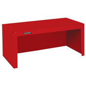 "Kennedy® 2600R 26"" Chest Riser - Red"