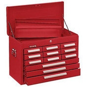 "Kennedy® 2812R 28"" 12-Drawer Mechanics Chest - Red"